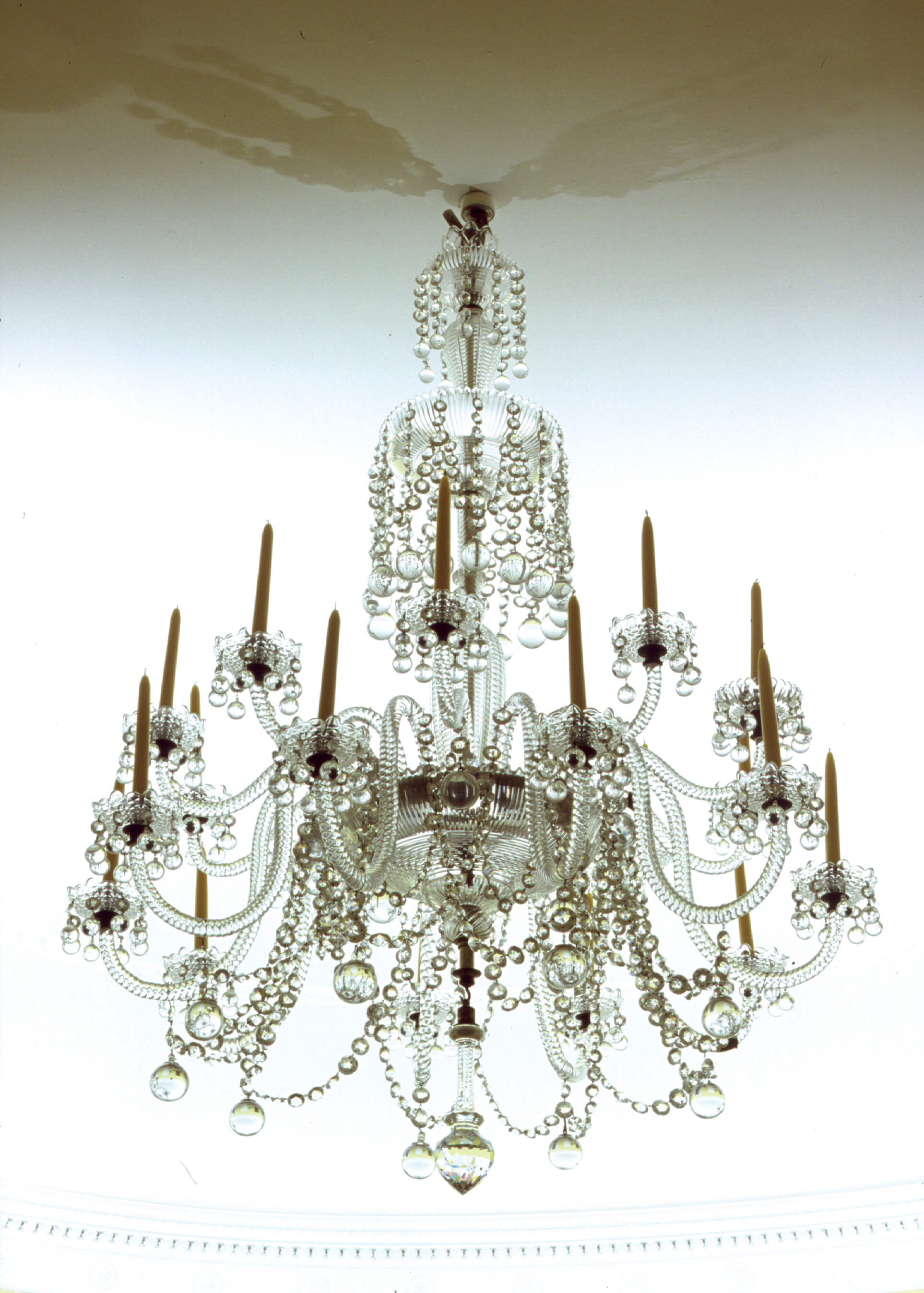 View picture of general henry knox museum montpelier thomaston - A Taste For Crystal You Thought You Knew Craftsmanship Until You Saw The General S Chandelier See Our Collections Knox Museum Collection