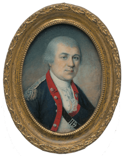 General Henry Knox by Charles Willson Peale